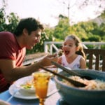 Eat Dinner With Your Children Day – February