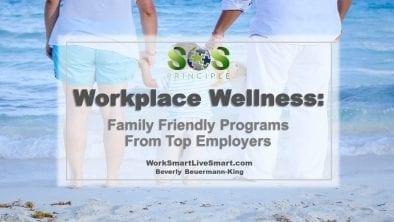 Workplace Wellness Family Friendly