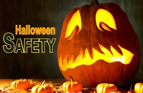 Stress and Halloween Safety