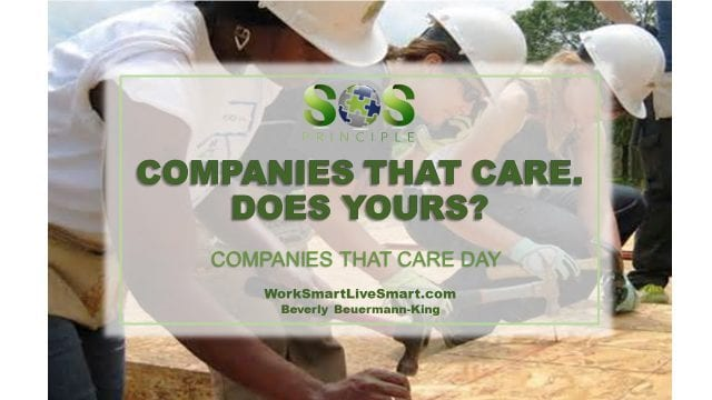 companies that care day