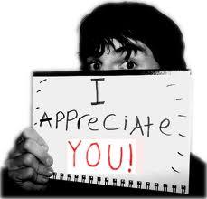 couples appreciation