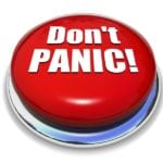 Panic Day: 5 Steps To Releasing The Pressure