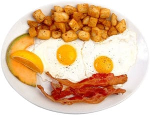 breakfast and egg month