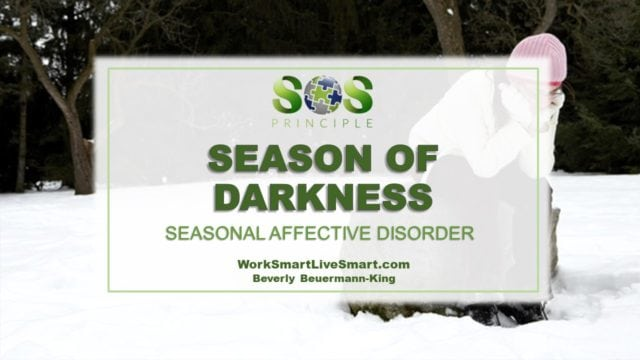 Seasonal Affective Disorder: Season Of Darkness