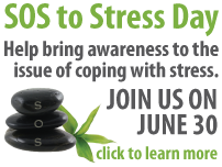 SOS to Stress Day - June 30
