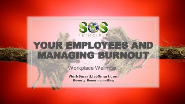 Employees and Burnout