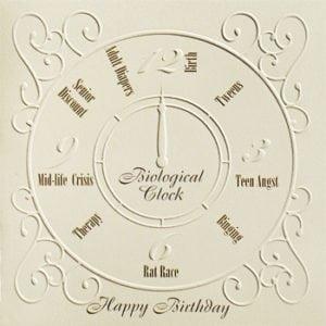 biological clock day May