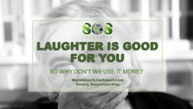 Laughter Is Good For You Personal Health Month