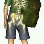 back pack safety month september