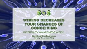 Stress Decreases Your Chances Of Conceiving