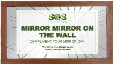 Compliment Your Mirror Day