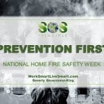 National Home Fire Safety Week