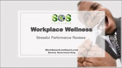 Stressful Performance Reivews