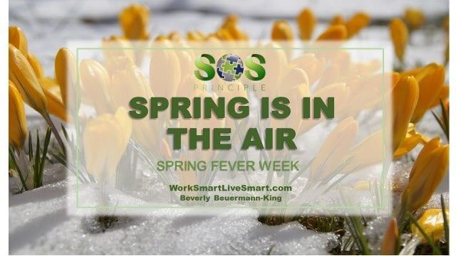 Spring Fever Week
