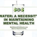 Water and Mental Health