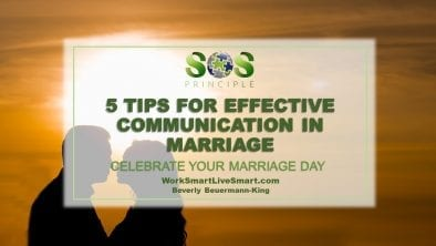 Effective Communication In Marriage