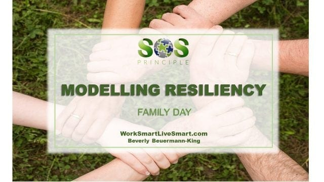 Family Day and Resiliency