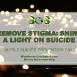 Shine A Light On Suicide