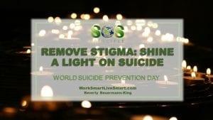 Shine A Light On Suicide
