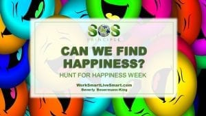 hunt for happiness