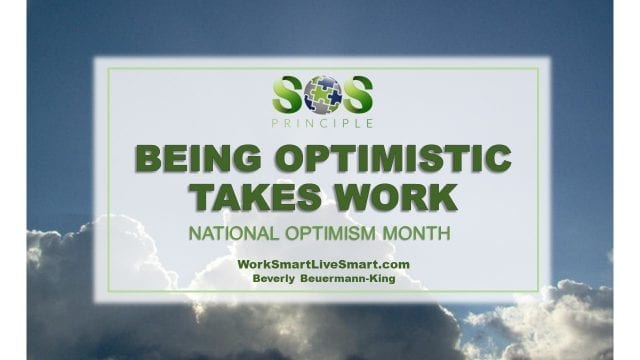National Optimism Month