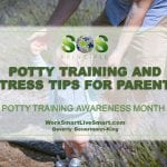Potty Training And Stress