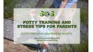 Potty Training And Stress