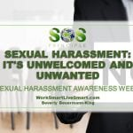 Sexual Harassment Awareness Week