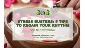 Stress Busters and Resiliency