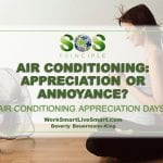 Air Conditioning: Appreciation or Annoyance?
