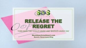 Release The Regret