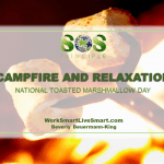 Campfire and Relaxation