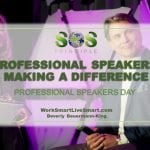 Professional Speakers: Making A Difference