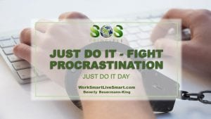 Fight Procrastination