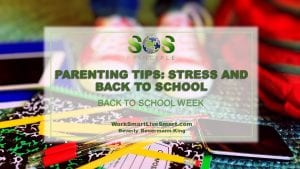 Stress and Back To School