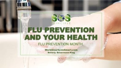 Flu Prevention And Your Health