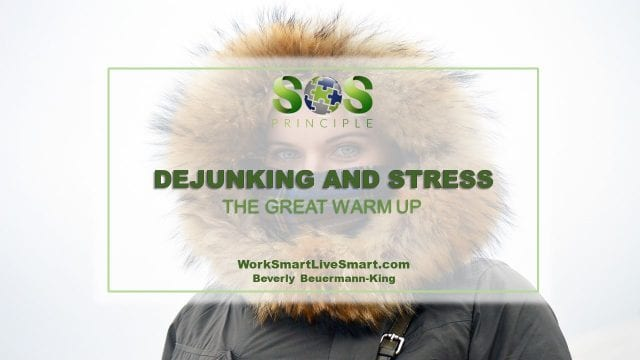 Dejunking and Stress