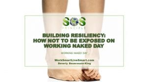 Personal Resilience In The Workplace