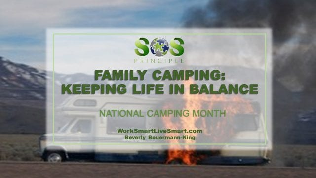 Camping and Balance
