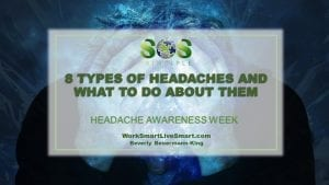 Headache Awareness Week