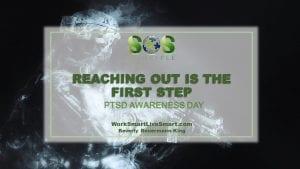 PTSD Awareness Day - Post-Traumatic Stress