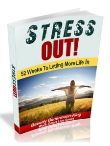 Stress Out! 52 Weeks To Letting More Life In