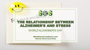 Alzheimer's and Stress