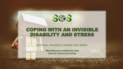 Invisible Disability and Stress