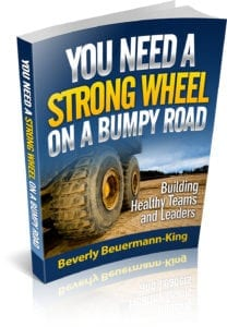 You Need a Strong Wheel On A Bumpy Road