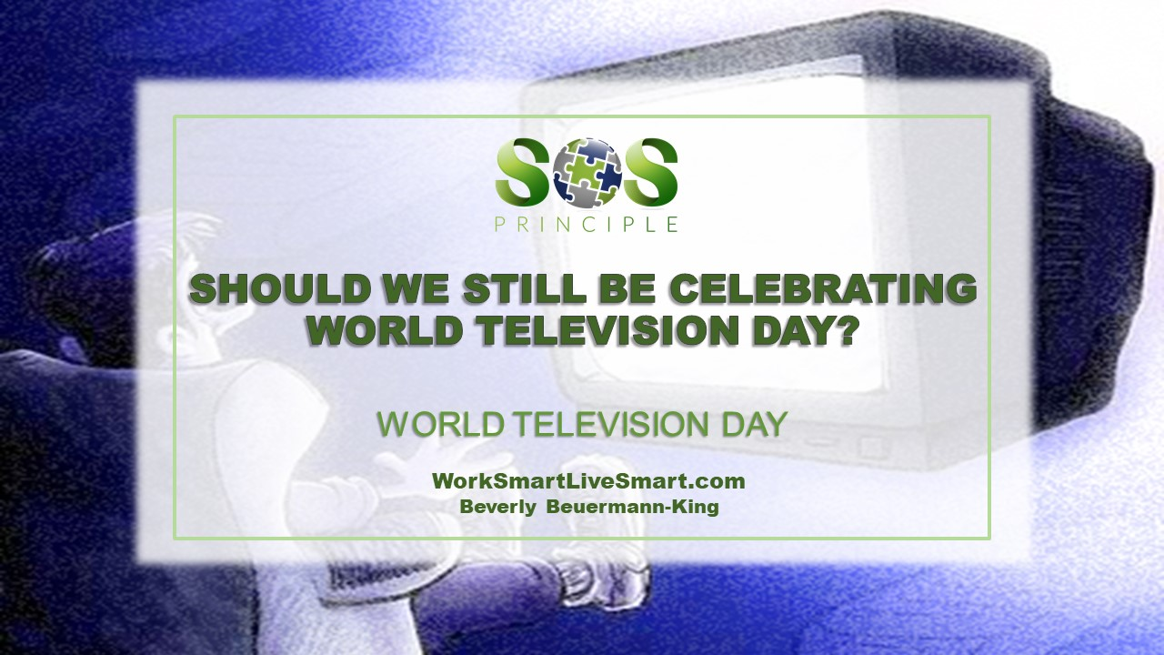 Television and Stress - World Television Day