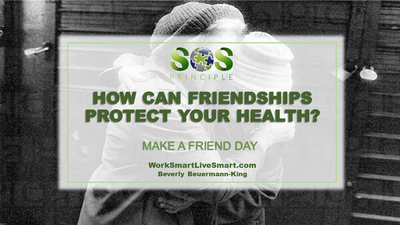 Friendships Can Protect Your Health