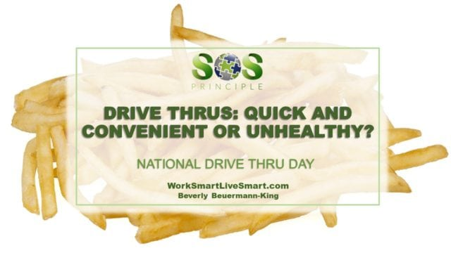 Health and National Drive Thru Day