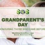 Grandparent's Day – September 8
