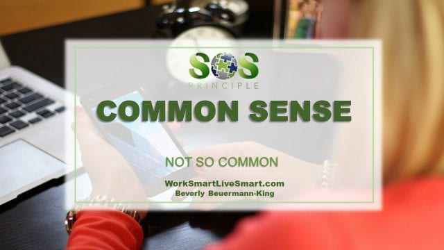 Common Sense Day